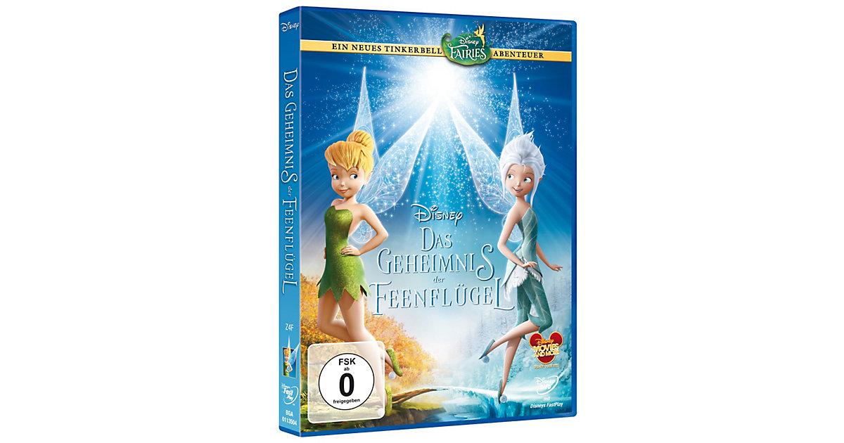 DVD Disneys Tinkerbell - Das Geheimnis der Feen...