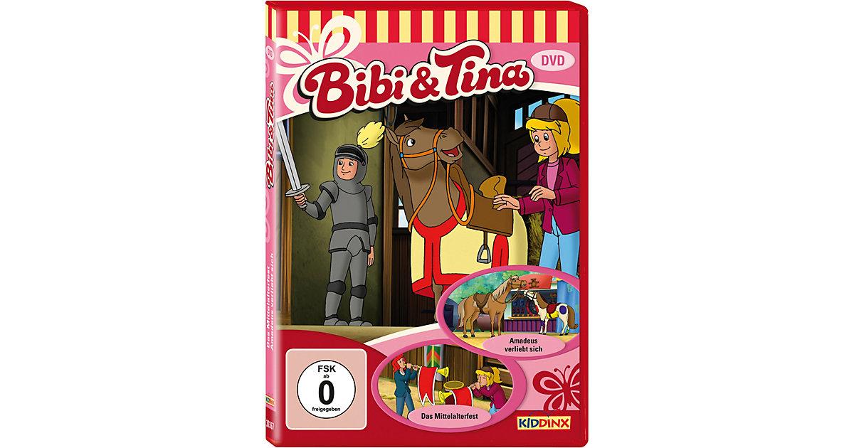 DVD Bibi & Tina - Amadeus verliebt sich/ Das Mi...