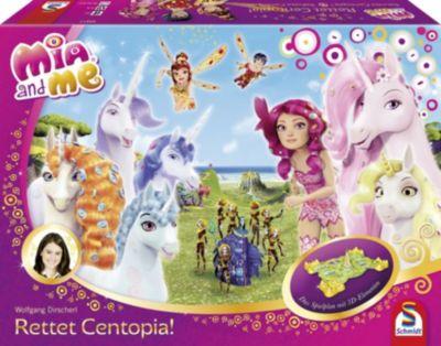 Mia and Me, Rettet Centopia!