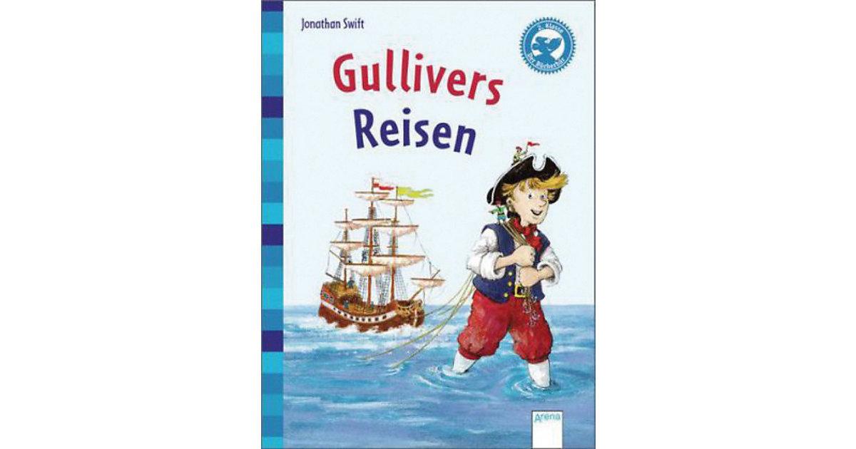 Arena Klassiker Erstleser: Gullivers Reisen Kinder
