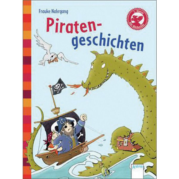 Der Bücherbär: Piratengeschichten