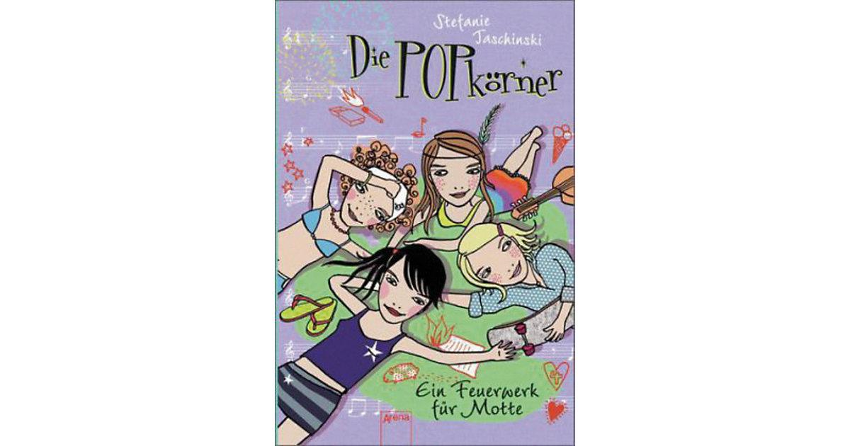 Die POPkörner: Ein Feuerwerk Motte Kinder