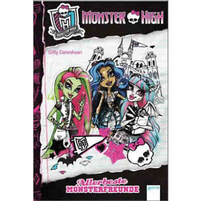 Monster High: Allerbeste Monsterfreunde