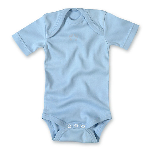 LIVING CRAFTS Baby Body für Jungen Organic Cotton