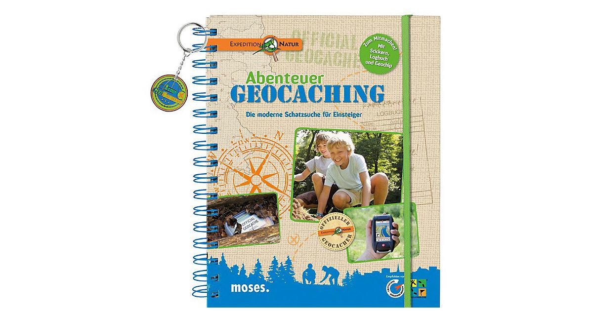 Buch - Expedition Natur: Abenteuer Geocaching