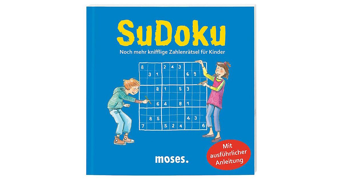 Sudoku - Noch mehr knifflige Zahlenrätsel Kinde...