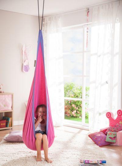 hangeschaukel kinderzimmer, la siesta hängematte & hängesessel | mytoys, Design ideen