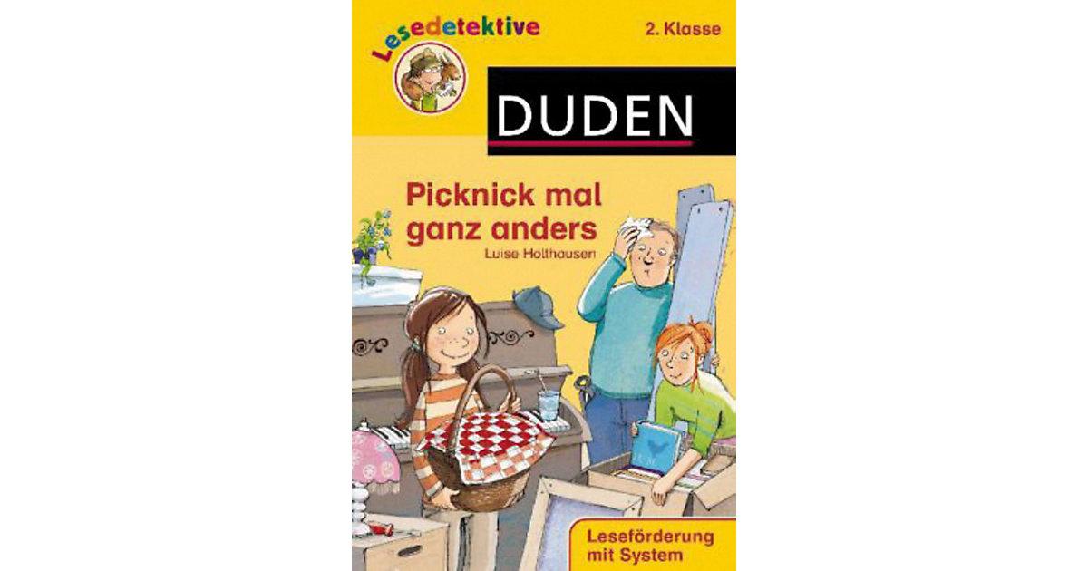 Duden Lesedetektive: Picknick mal ganz anders, ...