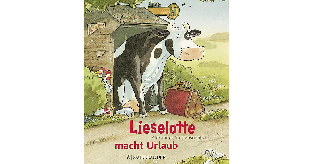 Lieselotte macht Urlaub, kleine Ausgabe