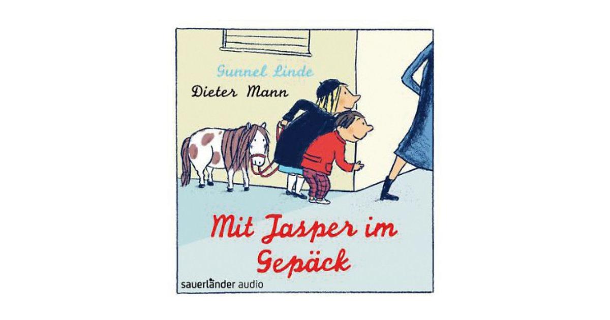Mit Jasper im Gepäck, 2 Audio-CDs
