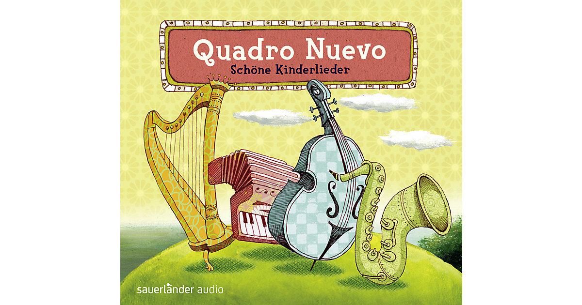 Schöne Kinderlieder, 1 Audio-CD