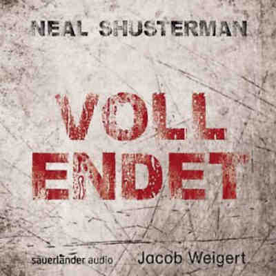 Vollendet, 6 Audio-CDs