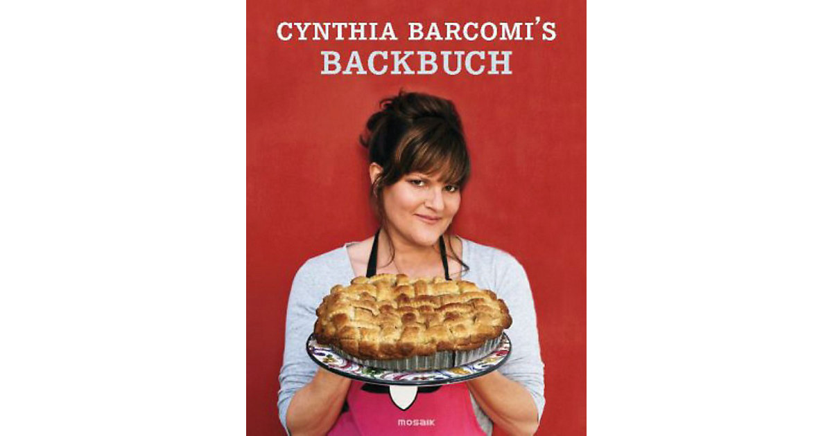 Cynthia Barcomi´s Backbuch