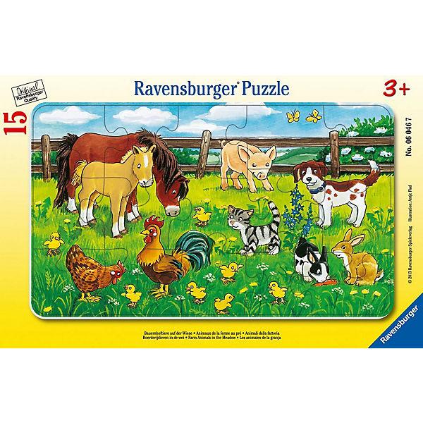 ravensburger puzzle 15 teile
