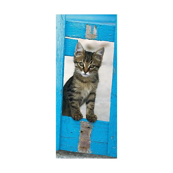 """Вертикальный пазл Ravensburger """"Любопытный котёнок"""", 170 элементов"""