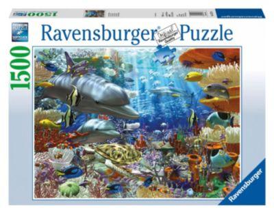 Puzzle Leben unter Wasser 1500 Teile