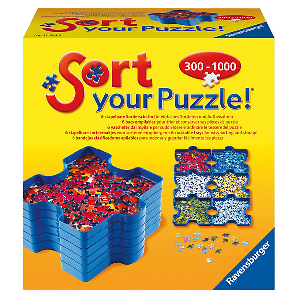 "Puzzlesortierer ""Sort your Puzzle"""