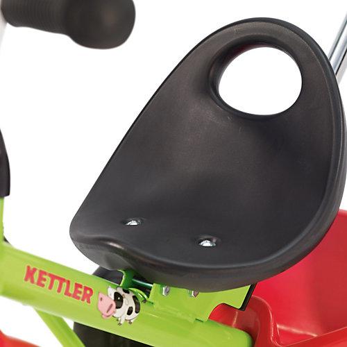 Трехколесный велосипед Kettler Funtrike Emma, красный/зеленый