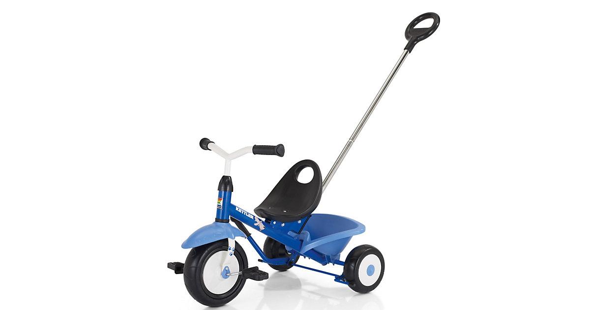 Dreirad Funtrike Waldi, blau-weiß