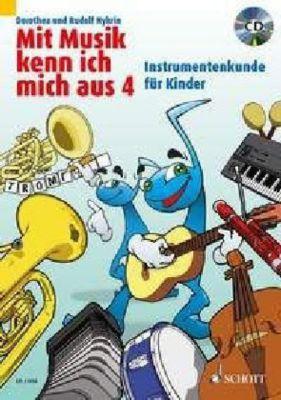 Buch - Mit Musik kenn ich mich aus, mit Audio-CD