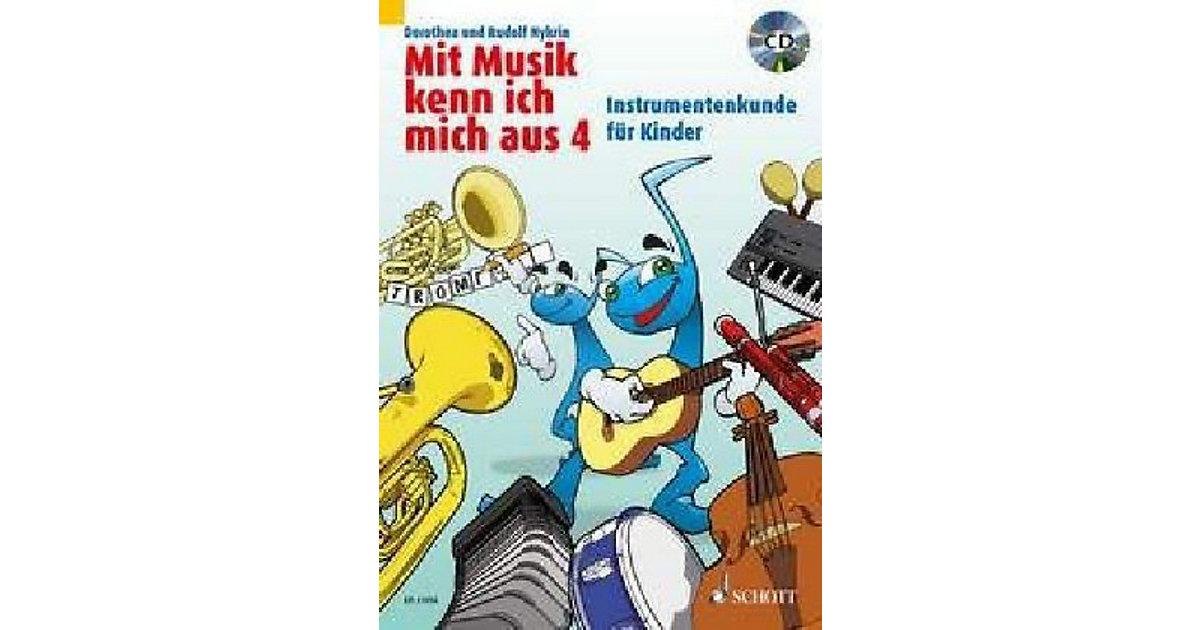 Mit Musik kenn ich mich aus, mit Audio-CD