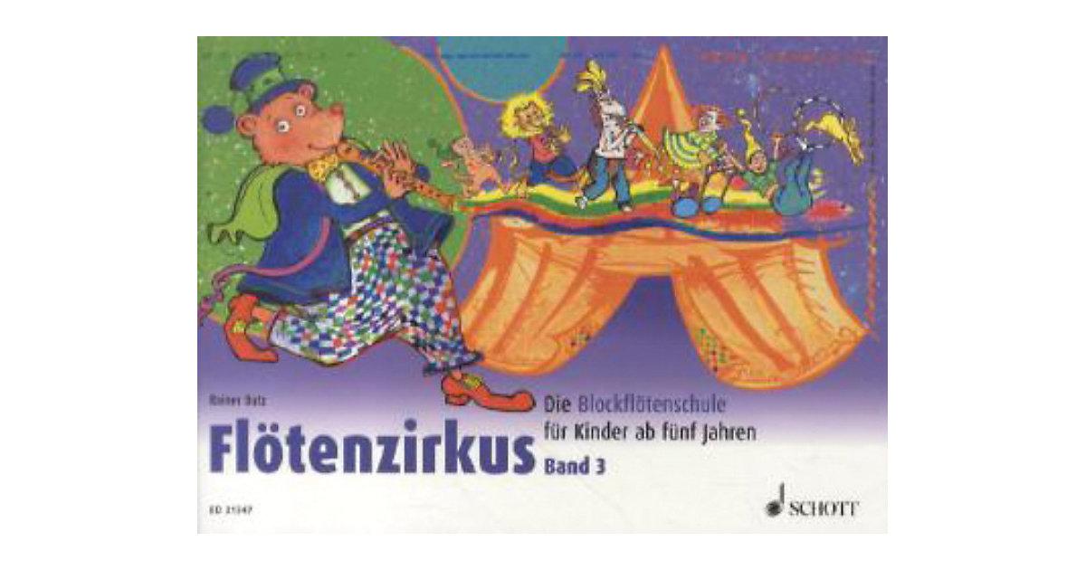 Flötenzirkus Sopran-Blockflöte, Bd. 3