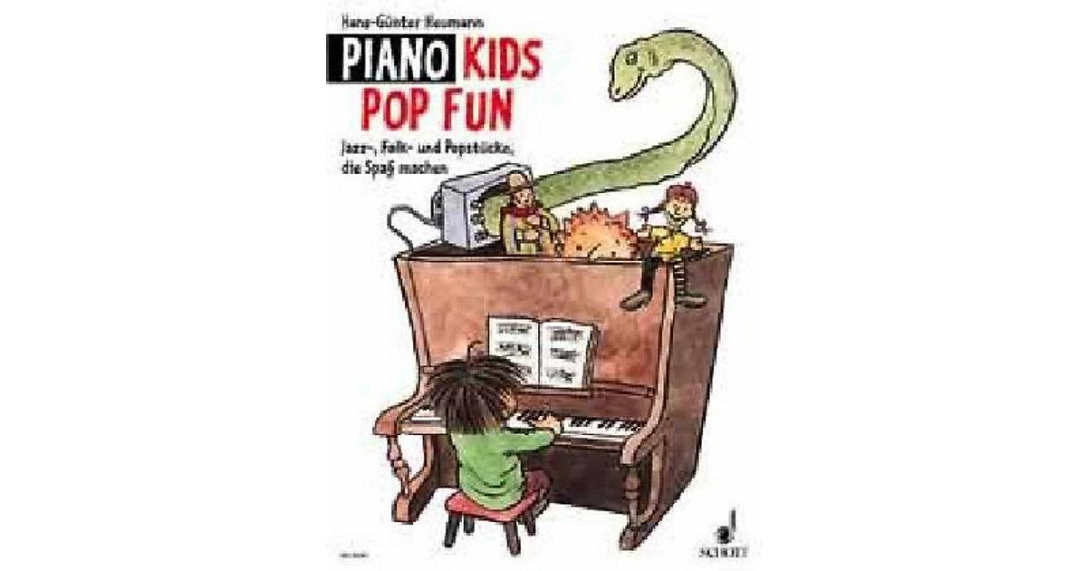 Piano Kids, Pop Fun Klavier