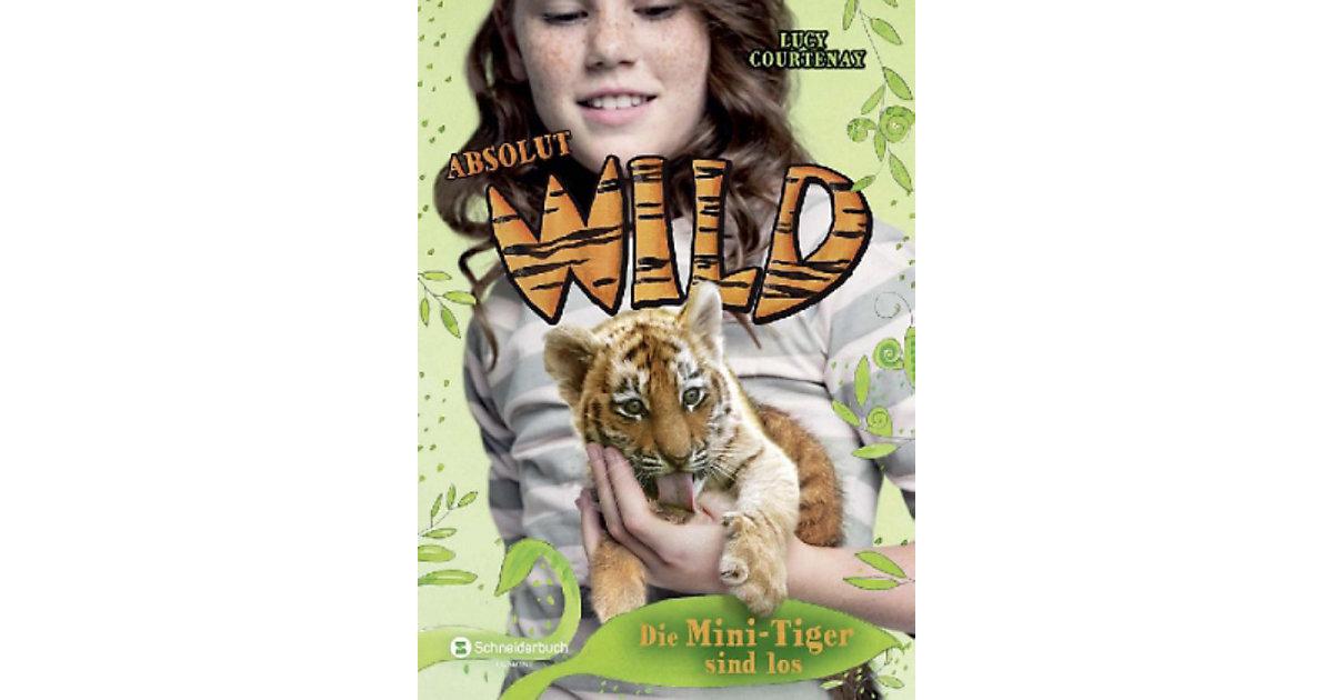 Absolut Wild: Die Mini-Tiger sind los
