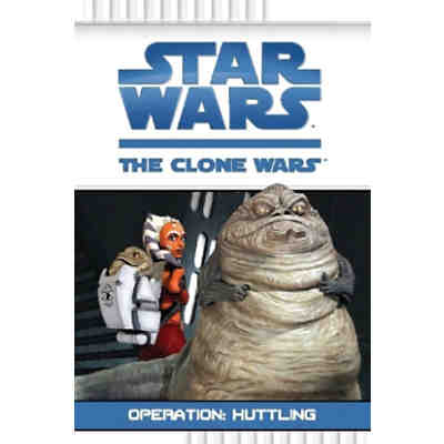 Star Wars The Clone Wars: Operation Huttling