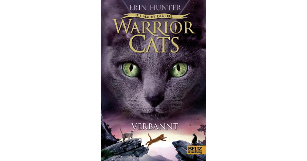 Warrior Cats - Die Macht der drei: Verbannt, Ba...