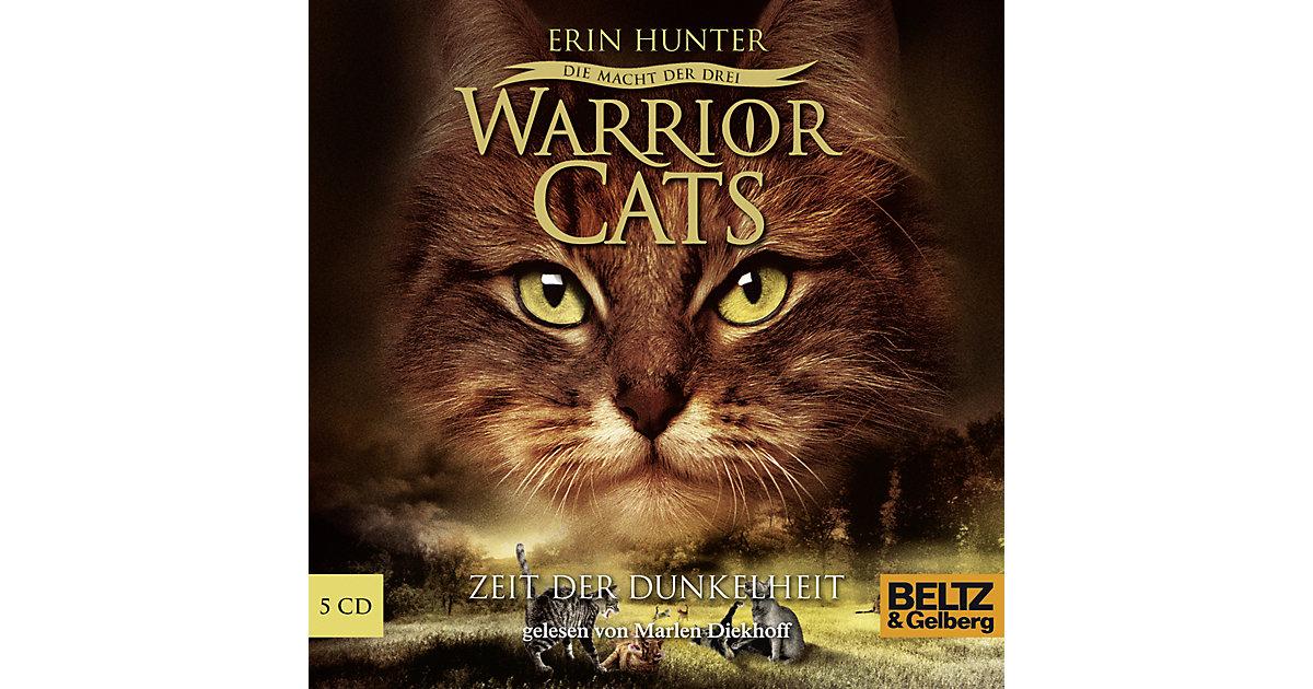 Warrior Cats: Die Macht der drei: Zeit der Dunk...