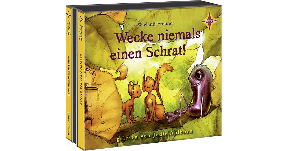 Wecke niemals einen Schrat!, 3 Audio-CDs