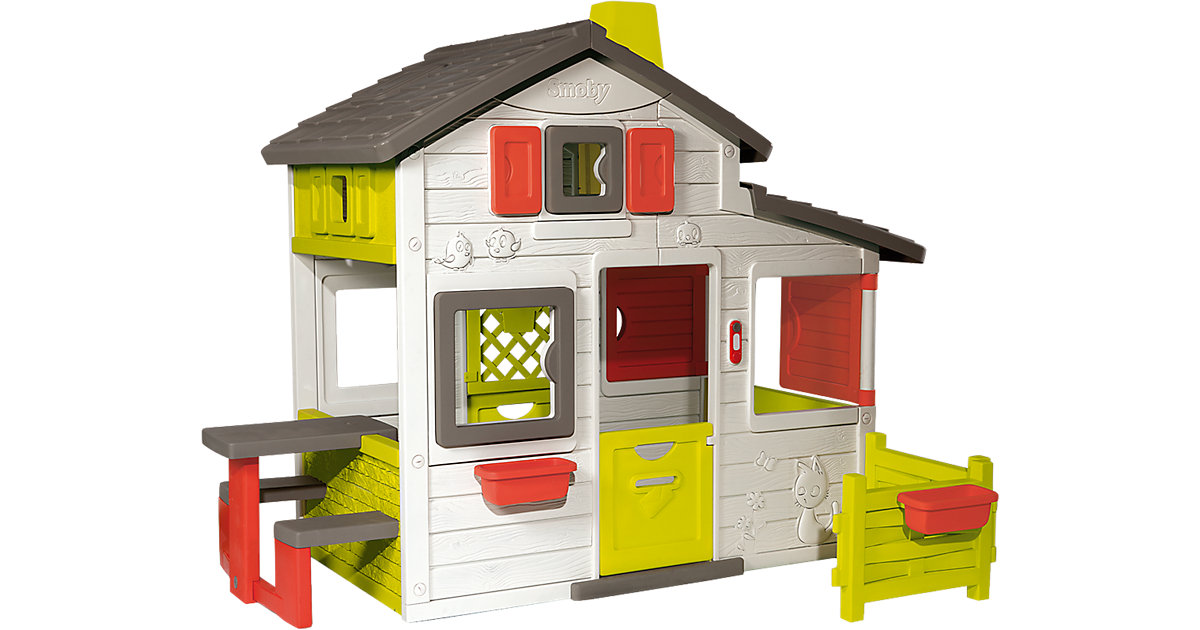 SMOBY · Smoby - Spielhaus Friends House