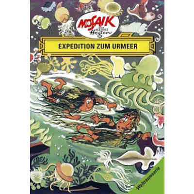 Die Digedags: Expedition zum Urmeer