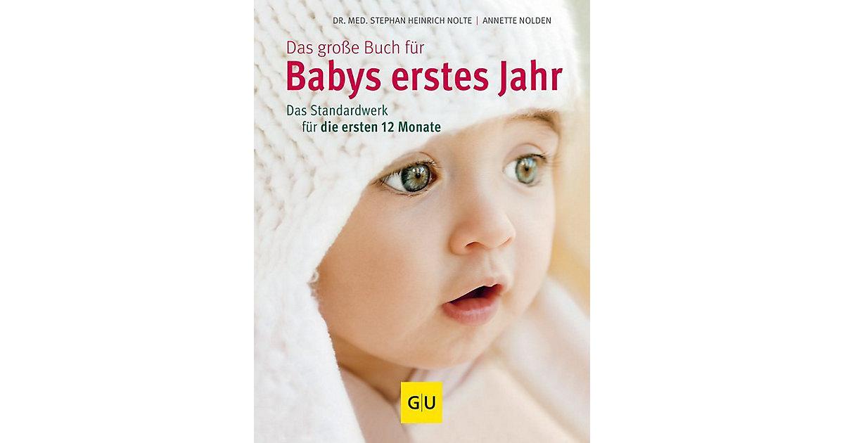 Gräfe und Unzer · Das große Buch Babys erstes Jahr Kinder