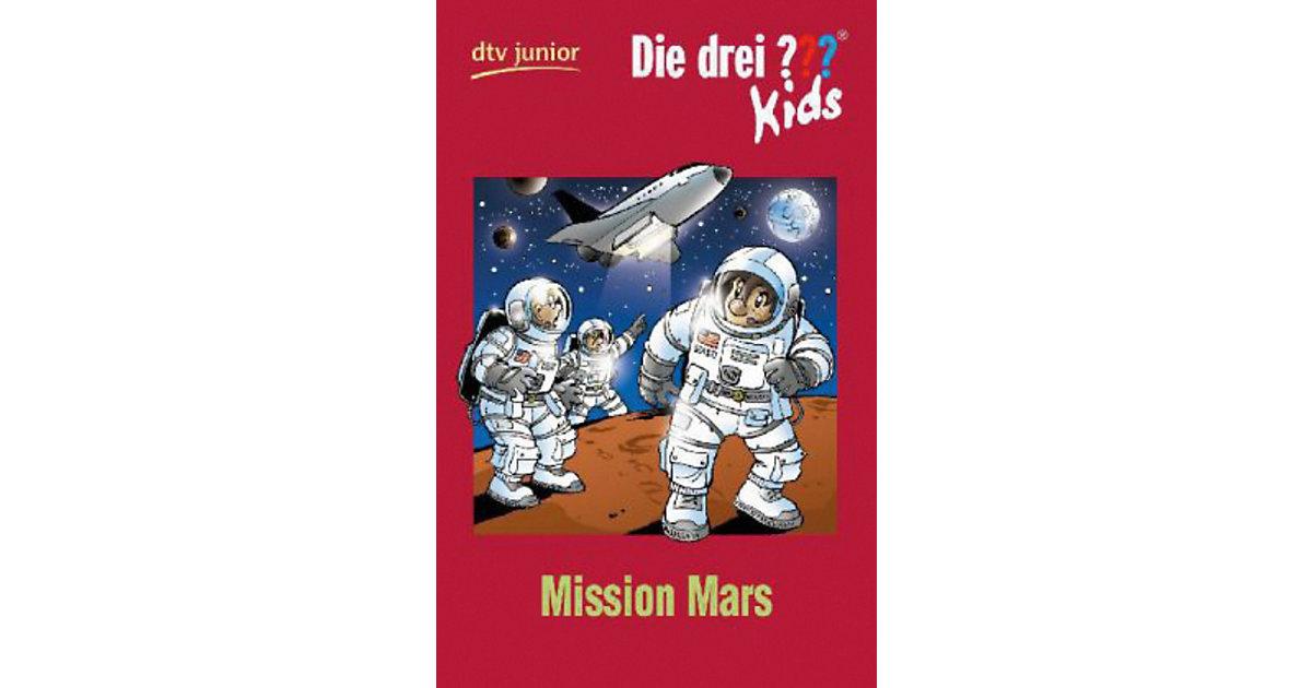 Die drei ???-Kids: Mission Mars