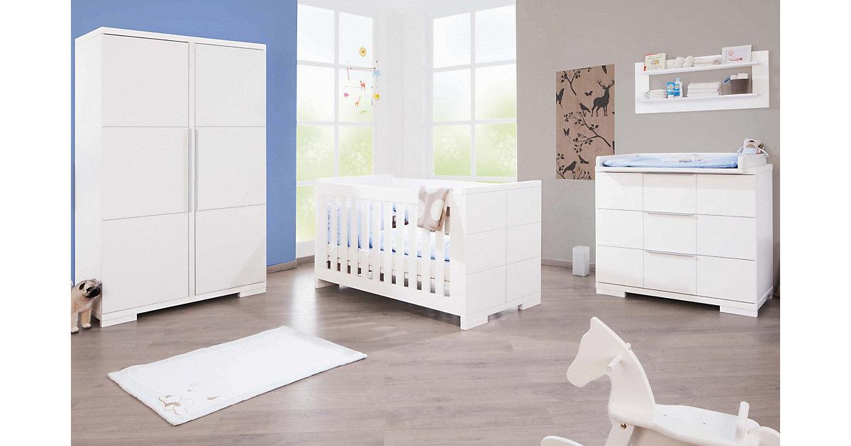 bester preis f r pinolino kinderzimmer polar 2 t rig. Black Bedroom Furniture Sets. Home Design Ideas