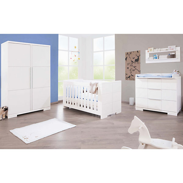 komplett kinderzimmer polar gro kinderbett. Black Bedroom Furniture Sets. Home Design Ideas