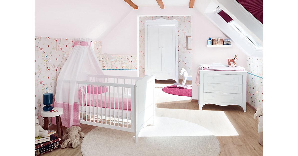 stoff kleiderschrank wei preisvergleich die besten angebote online kaufen. Black Bedroom Furniture Sets. Home Design Ideas