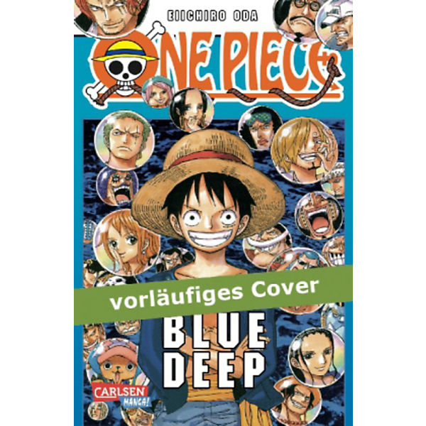 One Piece: Blue Deep
