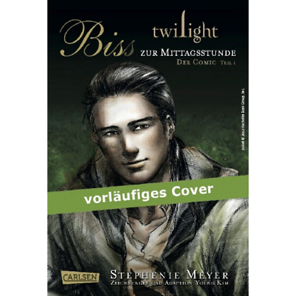 Twilight: Biss zur Mittagsstunde, Der Comic