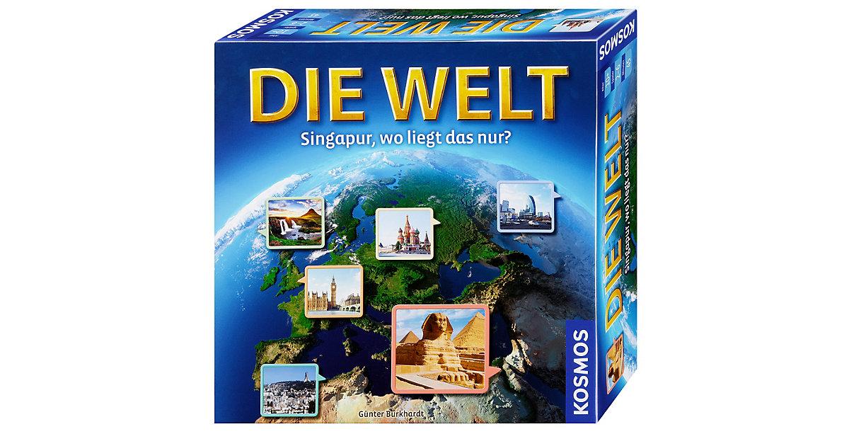 Die Welt - Singapur, wo liegt das nur?