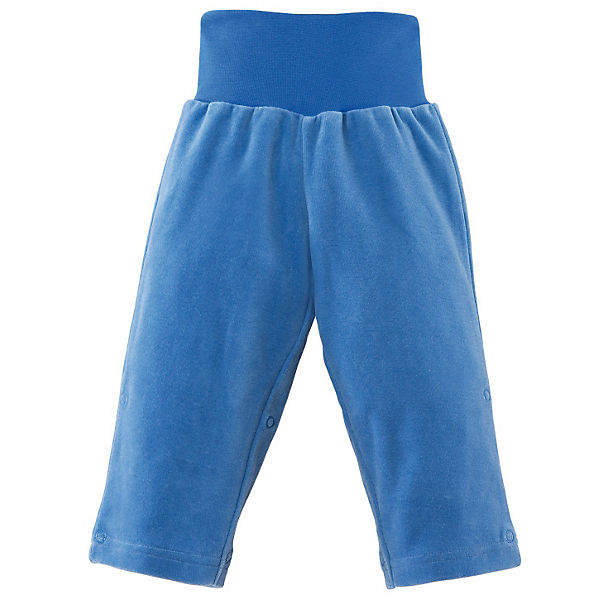LIVING CRAFTS Baby Nickihose für Jungen Organic Cotton