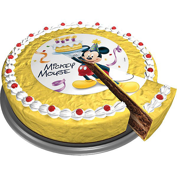 Zucker Tortenaufleger Mickey Mouse Disney Mickey Mouse Friends