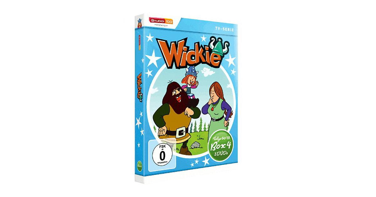DVD Wickie und die starken Männer - Box 4 (Folge 60-78)