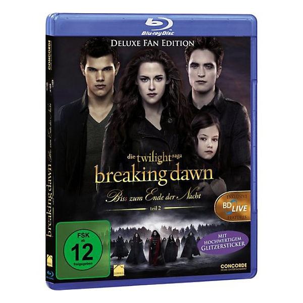Blu Ray Twilight Breaking Dawn Biss Zum Ende Der Nacht Teil 2
