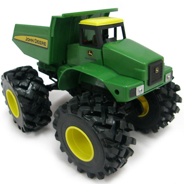 John Deere Monster Treads Schüttel & Sound Kipplaster