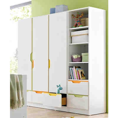 kinderschrank kleiderschr nke f r kinder online kaufen mytoys. Black Bedroom Furniture Sets. Home Design Ideas