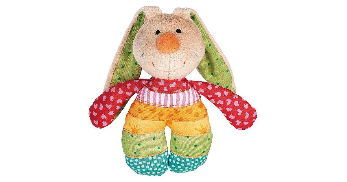 sigikid · Regenbogen Hase Rassel (40578)