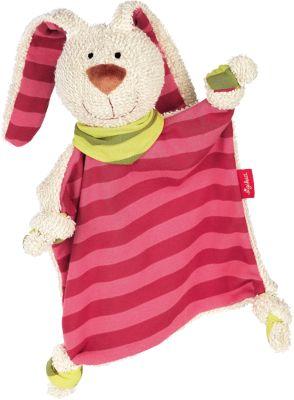 Sigikid 40594 Schnuffeltuch Hase